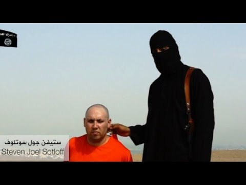 ISIS claims to behead American journalist Steven Sotloff