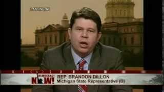 Michigan GOP Push Through Anti-Union, Elite-Backed