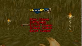 [13] JumpMaze (Doom Platforming) - One Map Video...
