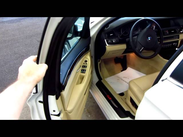 """2011 BMW """"Soft Close Automatic"""" - Automatic Door Closing ..."""