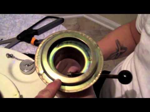 How to replace the wick in a Kero-Sun Moonlighter. or Omni 15 Kerosene heater.