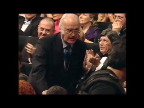 Gil Parrondo gana el Goya a Mejor Dirección Artística en 2001