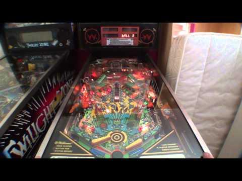 Space Station Pinball Machine Williams 1987  Pinside