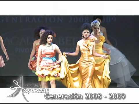 Graduación Academia de Belleza Betzabe 2009