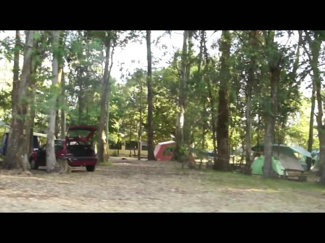 Camping Punta Ballena - Uruguay