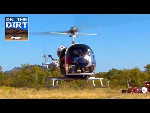 West Macdonnell Ranges - Helicopter Flight