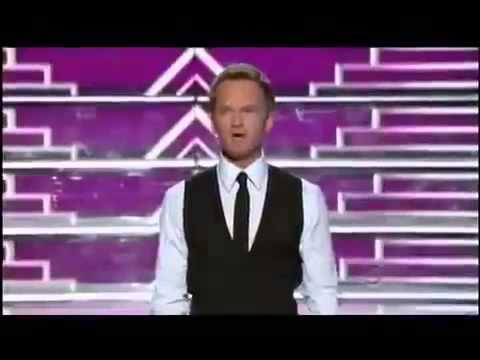 Neil Patrick Performance at Emmy Awards 2013 HQ