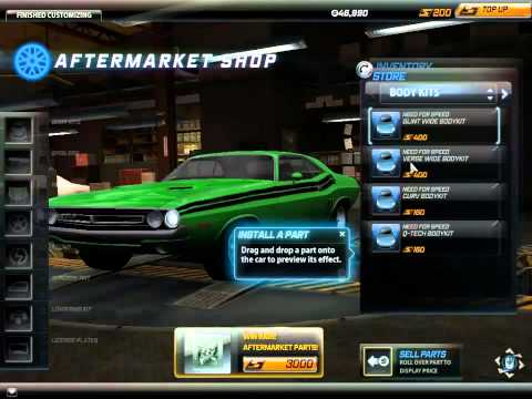 Need For Speed World Gameplay - (PC/PS3/X360)
