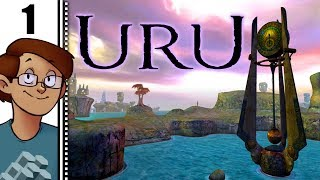 Let's Play Uru: Ages Beyond Myst (Complete Chronicles) Part 1 - Much Improved by First Person