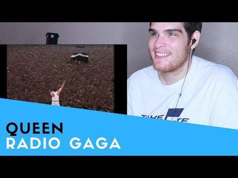 Voice Teacher Reacts To Queen - Radio Gaga (Live Aid : Wembley London 1985)