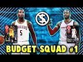 The Best Budget Squad In Nba 2k18 Myteam!? *new Series* | Budget Beasts #1