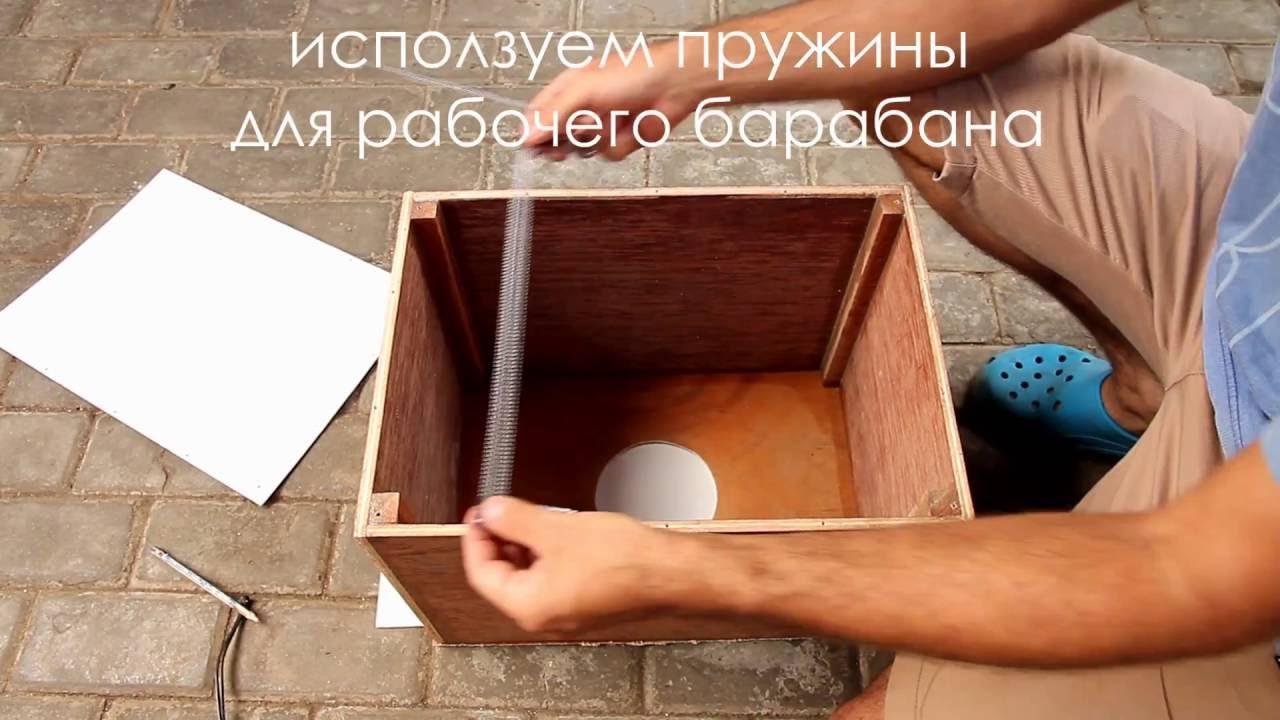 Как сделать кахон своими руками 521