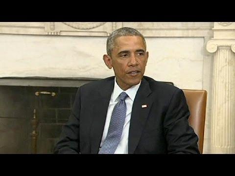 """Solidali coi francesi"". I messaggi di Obama, Junker, Merkel, Cameron e Nathanyahu"