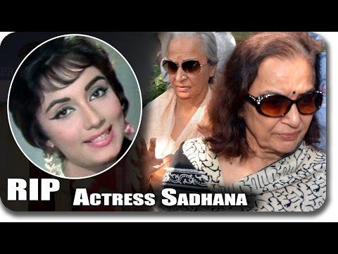 Veteran Bollywood Actress Sadhana Passes Away At 74