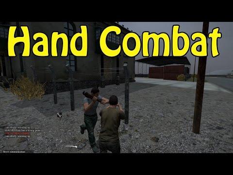 Hand Combat - DayZ Standalone