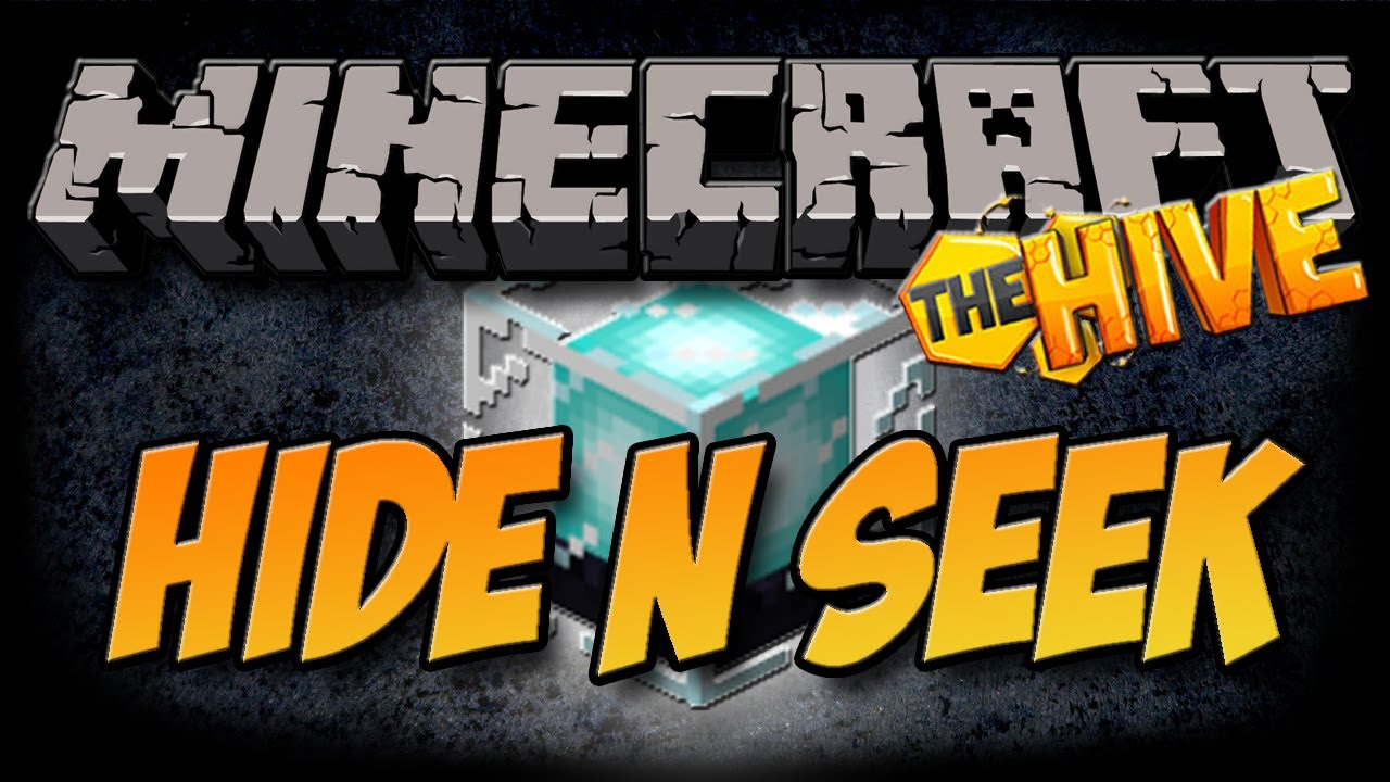 minecraft  the hive server - hide n seek