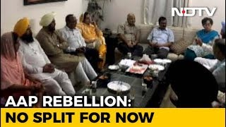 Punjab AAP Lawmakers Called For Meeting With Arvind Kejirwal In Delhi