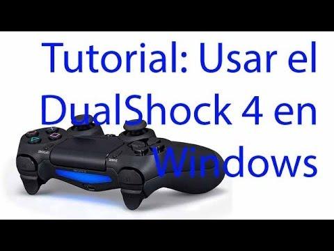 Cómo conectar el mando de PS4 al PC para jugar