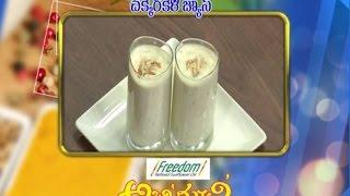 Chakkarakeli Juice | Abhiruchi | 29th April 2017 | ETV Telugu