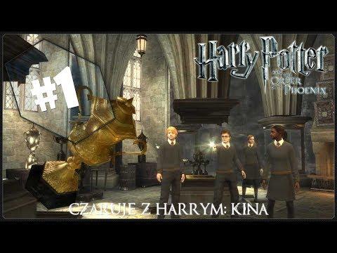 Klasyczna Kina - Harry Potter i ZF '1 - Co się stało Ronowi?