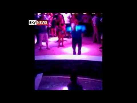 Prince Harry Dances And Swims At Croatia Nightclub