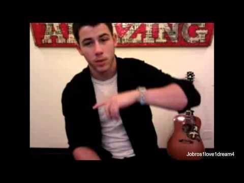 Nick Jonas Live Chat - July 29, 2014