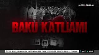 Bakü Katliamı 20 Ocak 1990