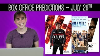 Mission: Impossible - Fallout Box Office Predictions