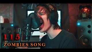 115 - Elena Siegman Zombies Song (vocal cover / full cover with Basu)