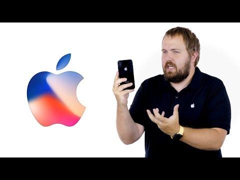 Что показала Apple на презентации iPhone X 12 сентября