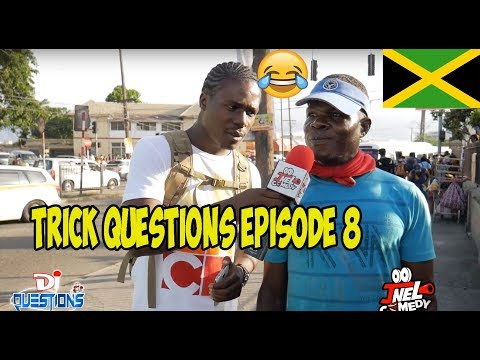 Trick Questions In Jamaica Episode 8 [CrossRoads] @JnelComedy @DiQuestions thumbnail