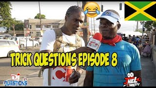 Trick Questions In Jamaica Episode 8 [CrossRoads] @JnelComedy @DiQuestions