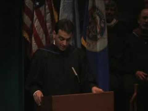 Daniel Pink s 2008 MCAD Commencement Speech-- Part 2