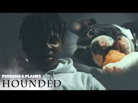 Ski Mask The Slump God Gets Interviewed by Puppies | Hounded