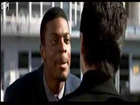 Rush Hour - Lee Meets Carter at Airport