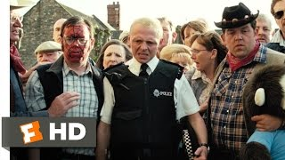 Fuzz (5/10) Movie CLIP - Kill the Messenger (2007) HD