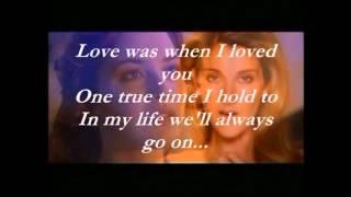 My Heart Will Go On Karaoke