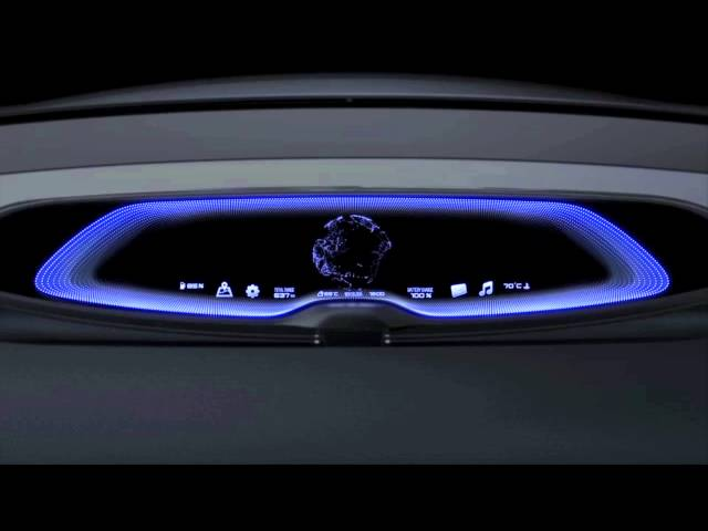 Futuristic Mercedes-Benz G-Code