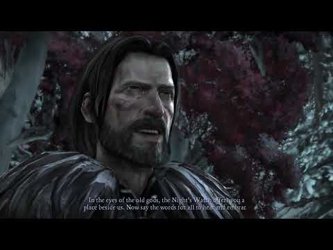 Game of Throne Episode 3  Walkthrough Part 1 -  THE SWORD IN THE DARKNESS