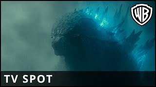 Godzilla II: King of the Monsters – 'Time Has Come' Spot – Warner Bros. UK