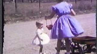 Elijah, Belinda, Patty, Andy, Dana, Lana, Maedel, Rebecca, Ralph Wheeler, Coleman, TX, 1956