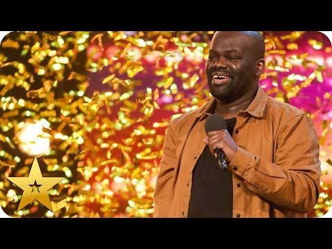 CONFIRMED ACT - Daliso Chaponda | BGT: The Champions