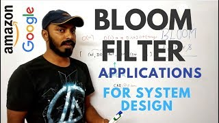 Bloom filter for System Design | Bloom filter applications | learn bloom filter easily