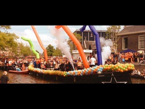KLM & Heineken - The Orange Experience
