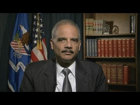 Holder: Banks Aren't 'Too Big to Jail', & More
