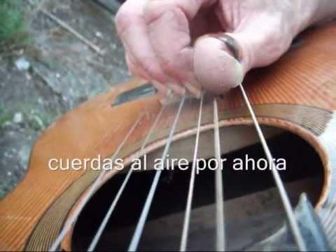 TRUCOS DE GUITARRA: acompañamiento