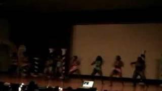 Kanaval 2007 Black Sparta Haitian Dance Racine Folklore