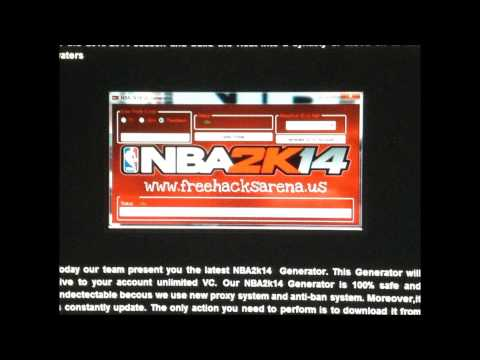 Nba2K14 Free Vc Download Generator
