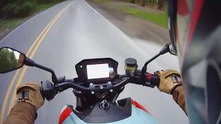 ClevelandMoto Zero SR/F intro and Metropark Ride (Part 1)