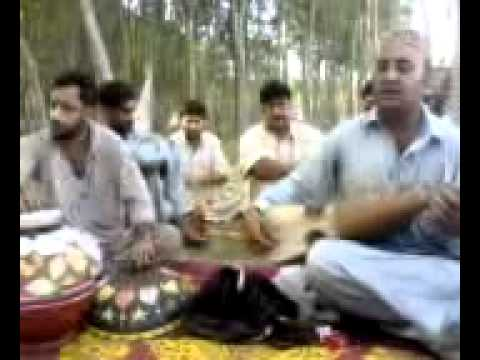 Pashto Rabab Mangi New Tape 2015 video
